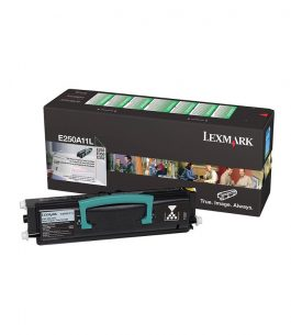 Tóner Lexmark Negro E250A11L