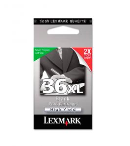 Cartucho Lexmark Negro – 18C2170