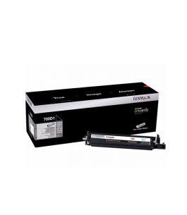 Revelador Negro Lexmark 70C0D10