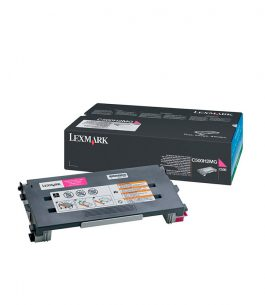 Tóner Lexmark Magenta C500H2MG