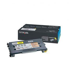 Tóner Lexmark Amarillo C500H2YG