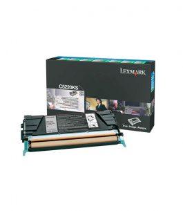 Tóner Lexmark Negro C5220KS