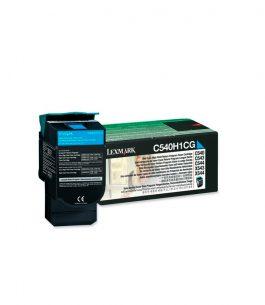 Tóner Lexmark Cian C540H1CG