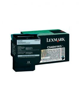 Tóner Lexmark Negro C540H1KG
