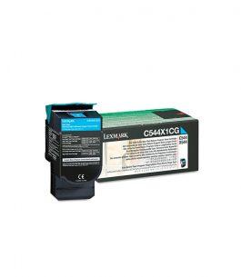 Tóner Lexmark Cian C544X1CG
