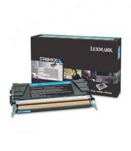 Tóner Lexmark Cian C748H1CG