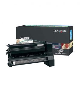 Tóner Lexmark Negro C7720KX