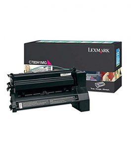 Tóner Lexmark Magenta C780H1MG
