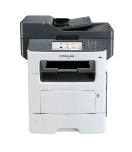 Impresora Lexmark MX611dhe Seminueva