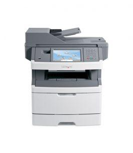 Impresora Lexmark X466de