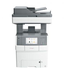 Impresora Lexmark X748de