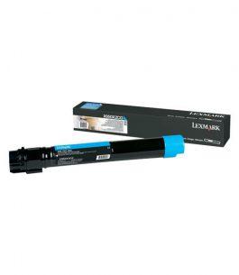 Tóner Lexmark Cian X950X2CG