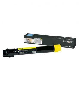 Tóner Lexmark Amarillo X950X2YG