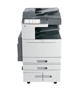 Impresora Lexmark X954dhe