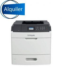 Impresora Lexmark MS811dn – Alquiler