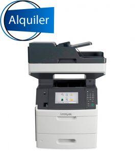 Multifunción Lexmark MX710dhe – Alquiler