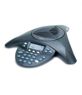 Teléfono de Conferencia Analógica Polycom SoundStation2 (Ex)