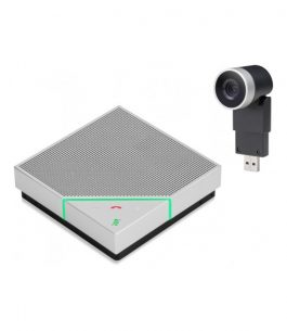 Kit Polycom Voxbox + Mini cámara EagleEye