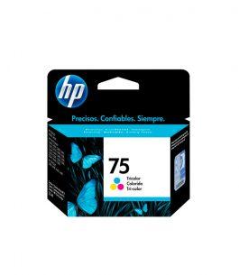 Cartucho HP Color 75 – CB337WL