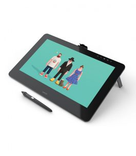 Tableta Gráfica Wacom Cintiq Pro 16 – Display Touch