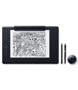 Tableta de Dibujo Wacom Intuos Pro Paper Large