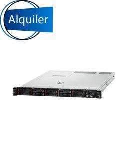 Servidor Lenovo ThinkSystem SR630 – Alquiler