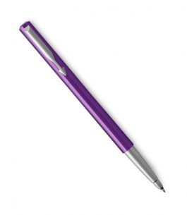 Parker Vector Purple Roller Ball 202938