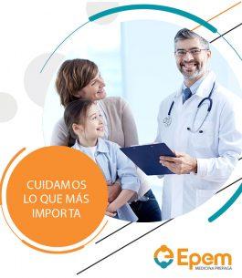 Epem – Plan Oro Medicina Prepaga 2020