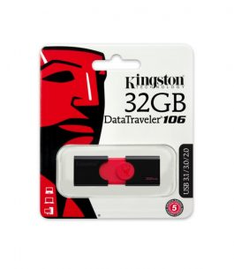 Pendrive Kingston USB 3.1 DataTraveler 32GB