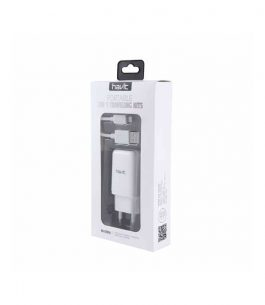 Cargador para Iphone Havit 2.1A HV-ST810