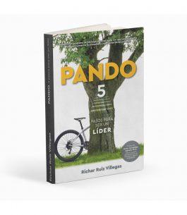 Libro PANDO – 5 Pasos para ser un líder
