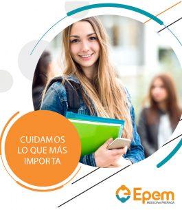 Epem – Plan Universitario Medicina Prepaga 2020