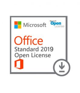 Office Standard 2019 SNGL OLP NL