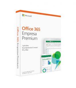 Office 365 Empresas Premium SNGL OLP NL – Suscripción Anual