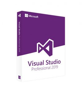 Microsoft Visual Studio Pro 2019 SNGL OLP NL