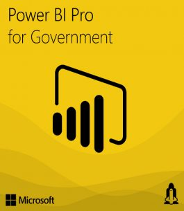 Microsoft Power BI Pro 2019 SNGL OLP NL – Suscripción