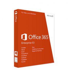 Office 365 Enterprise E3 SNGL OLP NL – Suscripción Anual