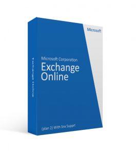 Exchange Online Plan 2 SNGL OLP NL – Suscripción Anual
