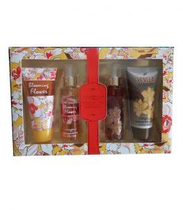 Kit Perfume + Loción Scenabella Vanilla Dream