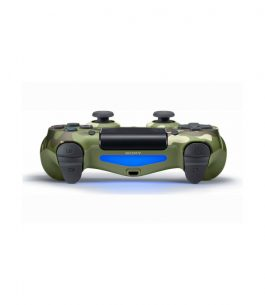 Control Inalámbrico Sony DUALSHOCK®4 Green Camouflage