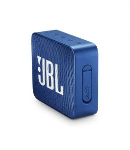 Speaker JBL GO 2 Bluetooth Azul