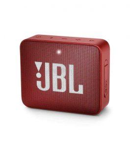 Speaker JBL GO 2 Bluetooth Rojo