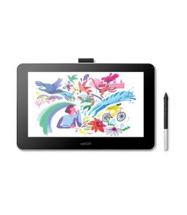 Tableta Gráfica Wacom ONE 13″ Creative Pen Display