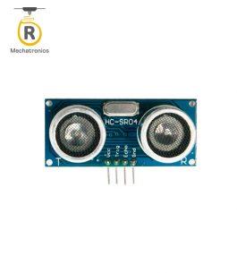 Sensor Ultrasónico – Mechatronics