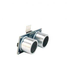 Sensor Ultrasónico – Rduino