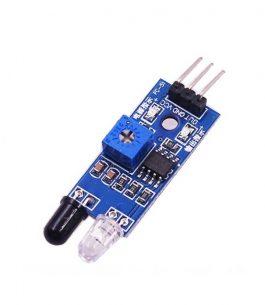 Sensor Infrarrojo – Rduino
