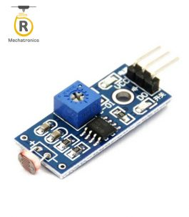Sensor LDR – Mechatronics