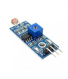 Sensor LDR – Rduino