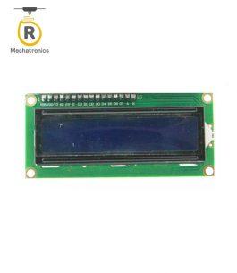 LCD 16 x 2 – Mechatronics