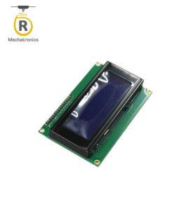 LCD 20 x 4 – Mechatronics